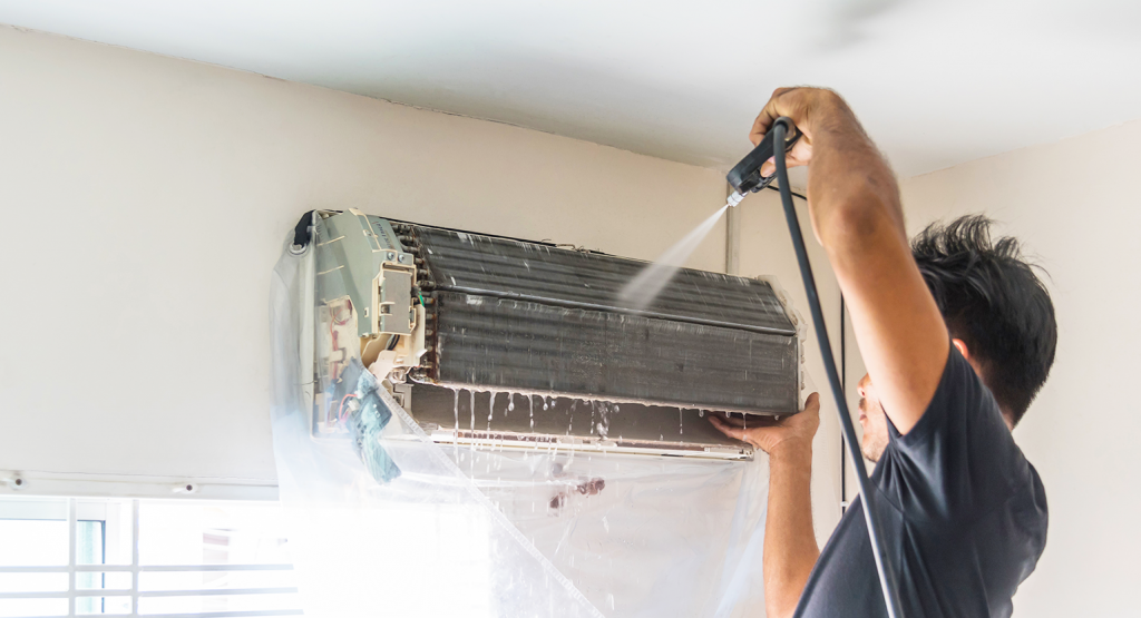 Cheap Aircon Cleaning Provider